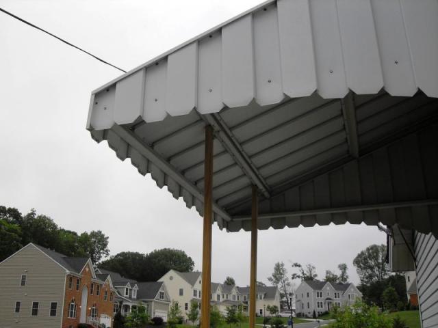 Alexandria, VA - Improper Cover